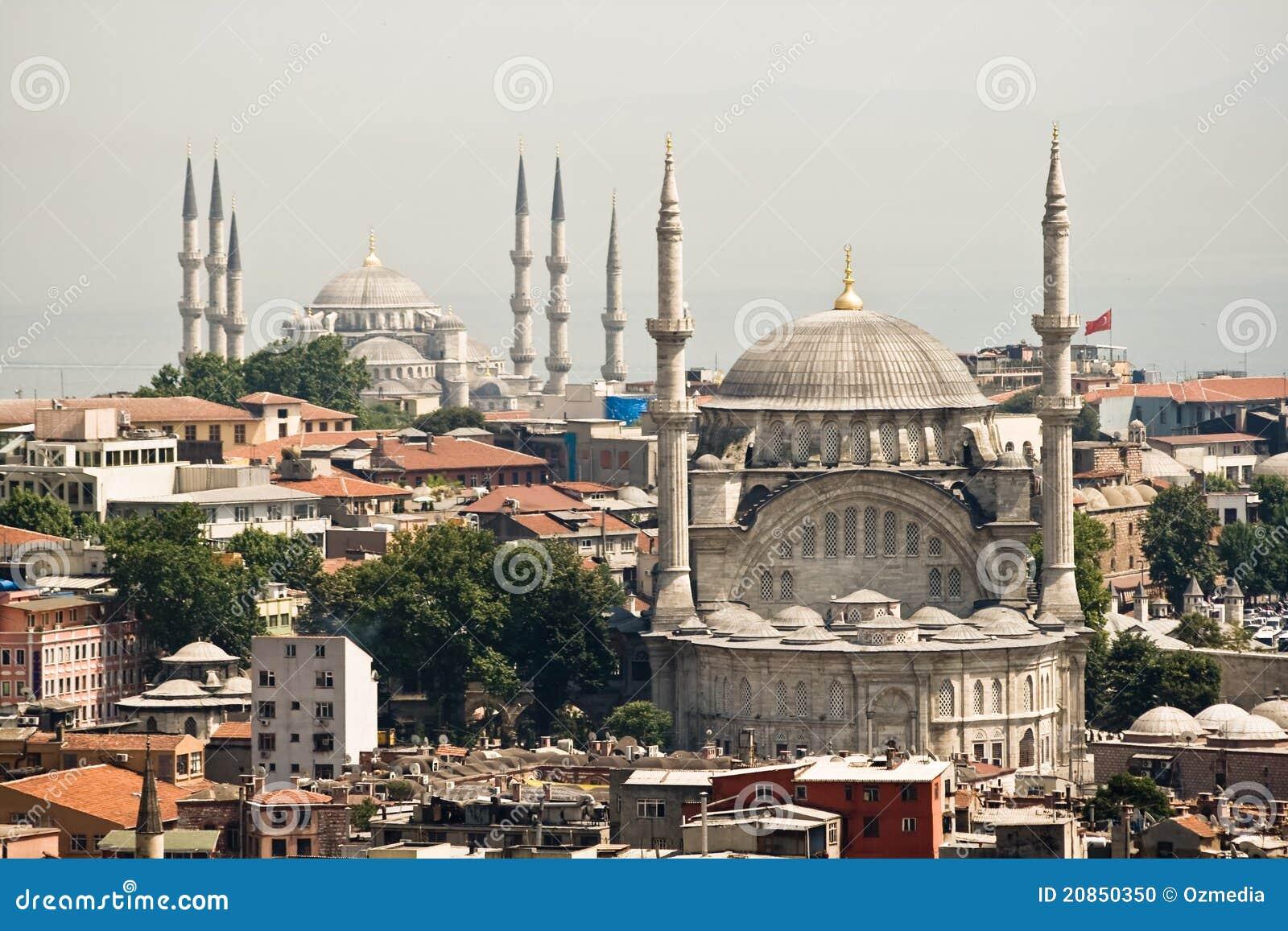 Istanbul meczety