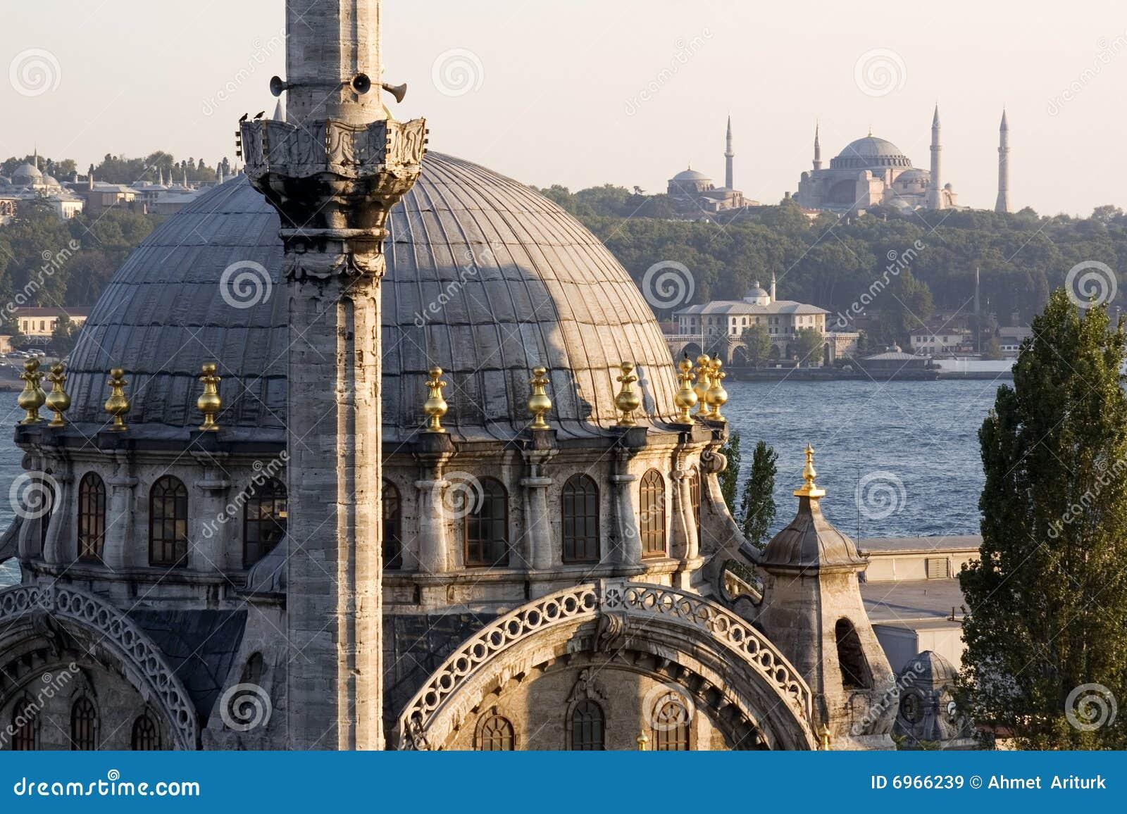 Istanbul moskéer