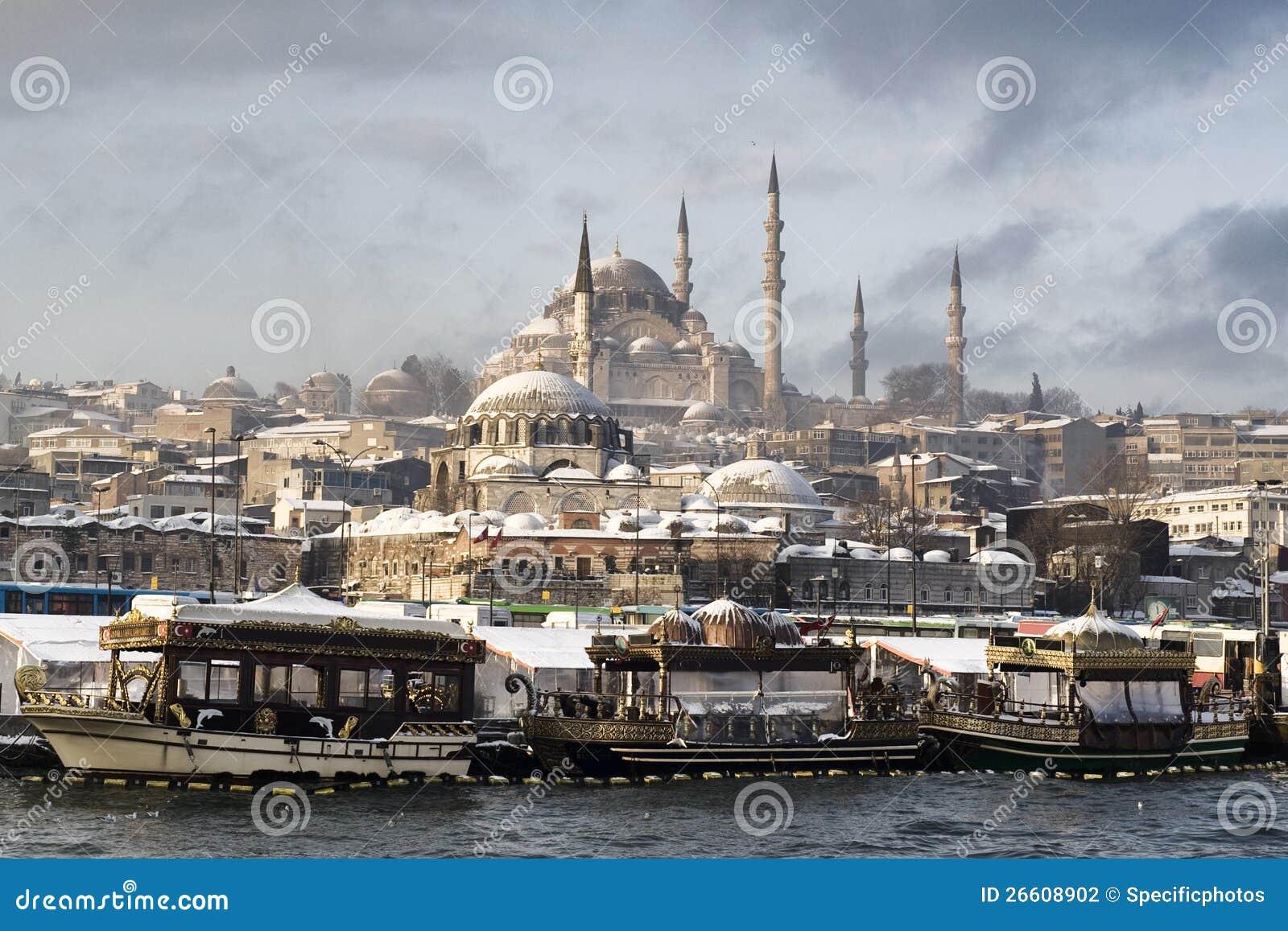 Istanbul stary miasto