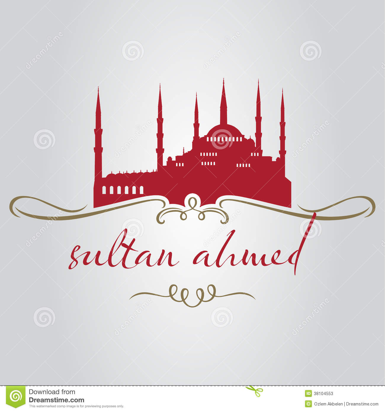 Istanbul-Sultansahmed-Moschee