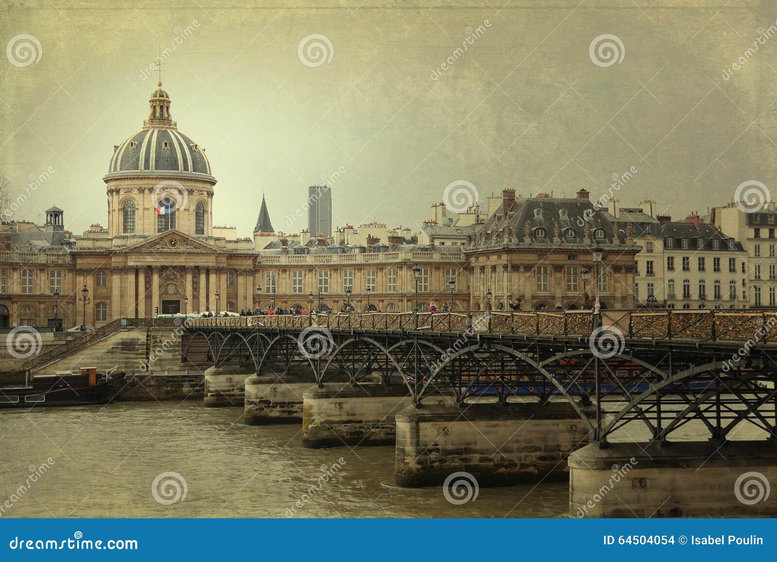 Istituto de Francia, Parigi