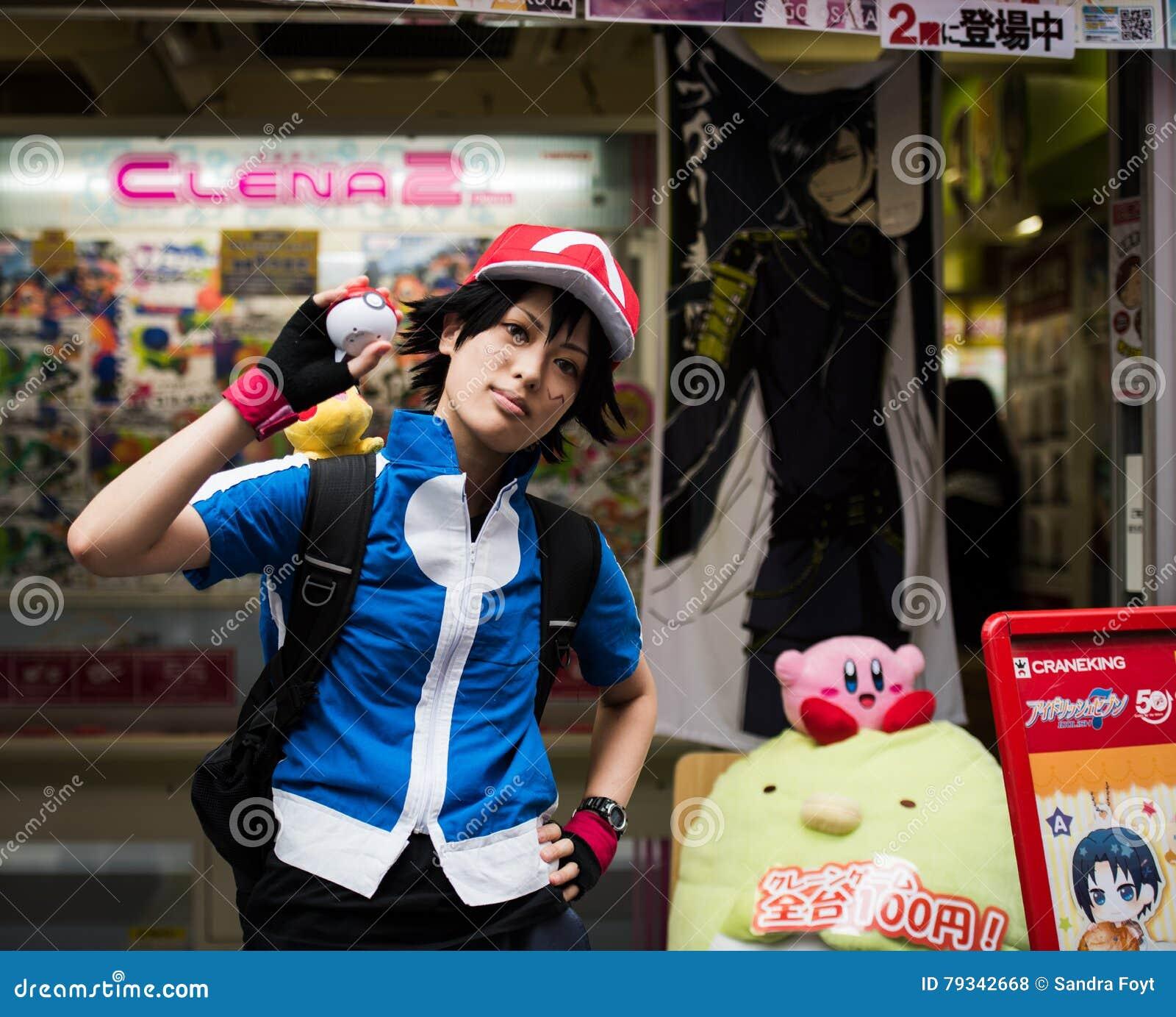 Istruttore di Pokemon