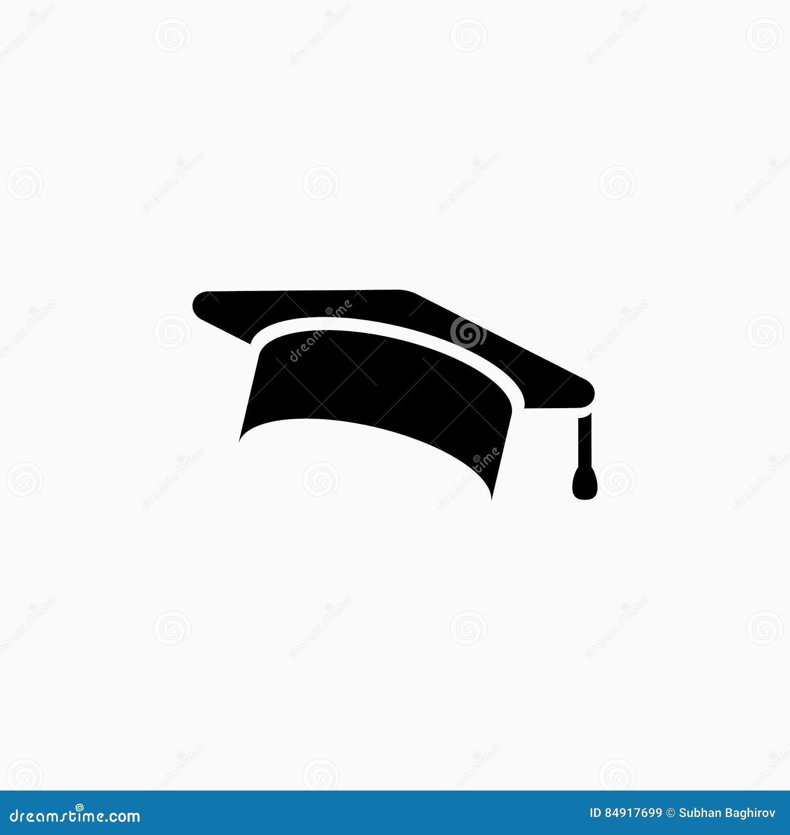 Istruzione Cappuccio Di Graduazione Illustrazione Semplice Di