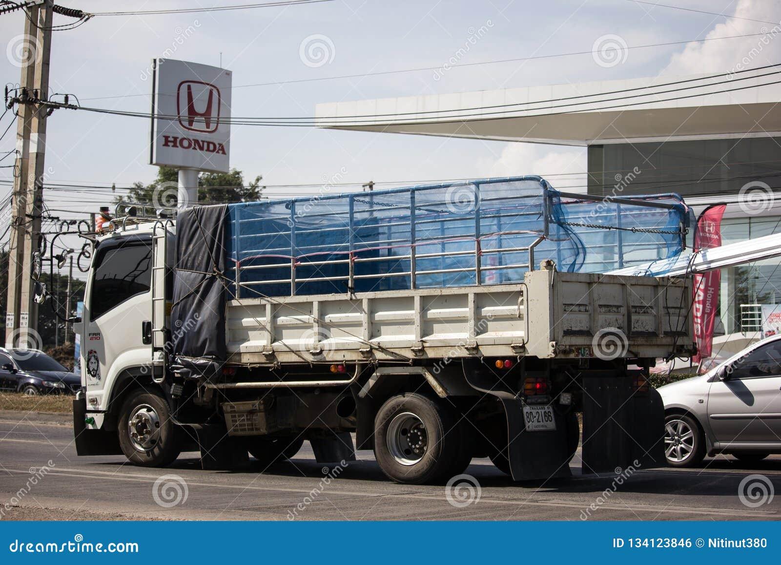 Isuzu Dump Truck privée