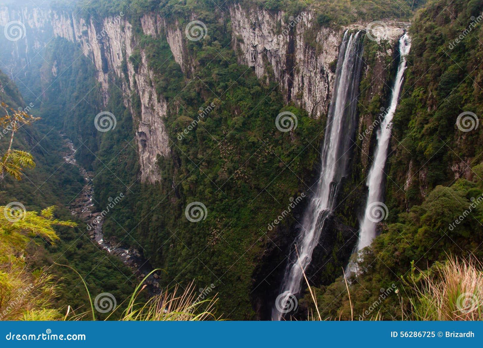 Itaimbezinho Uroczyści jary w rio grande robią Sul, Brazylia