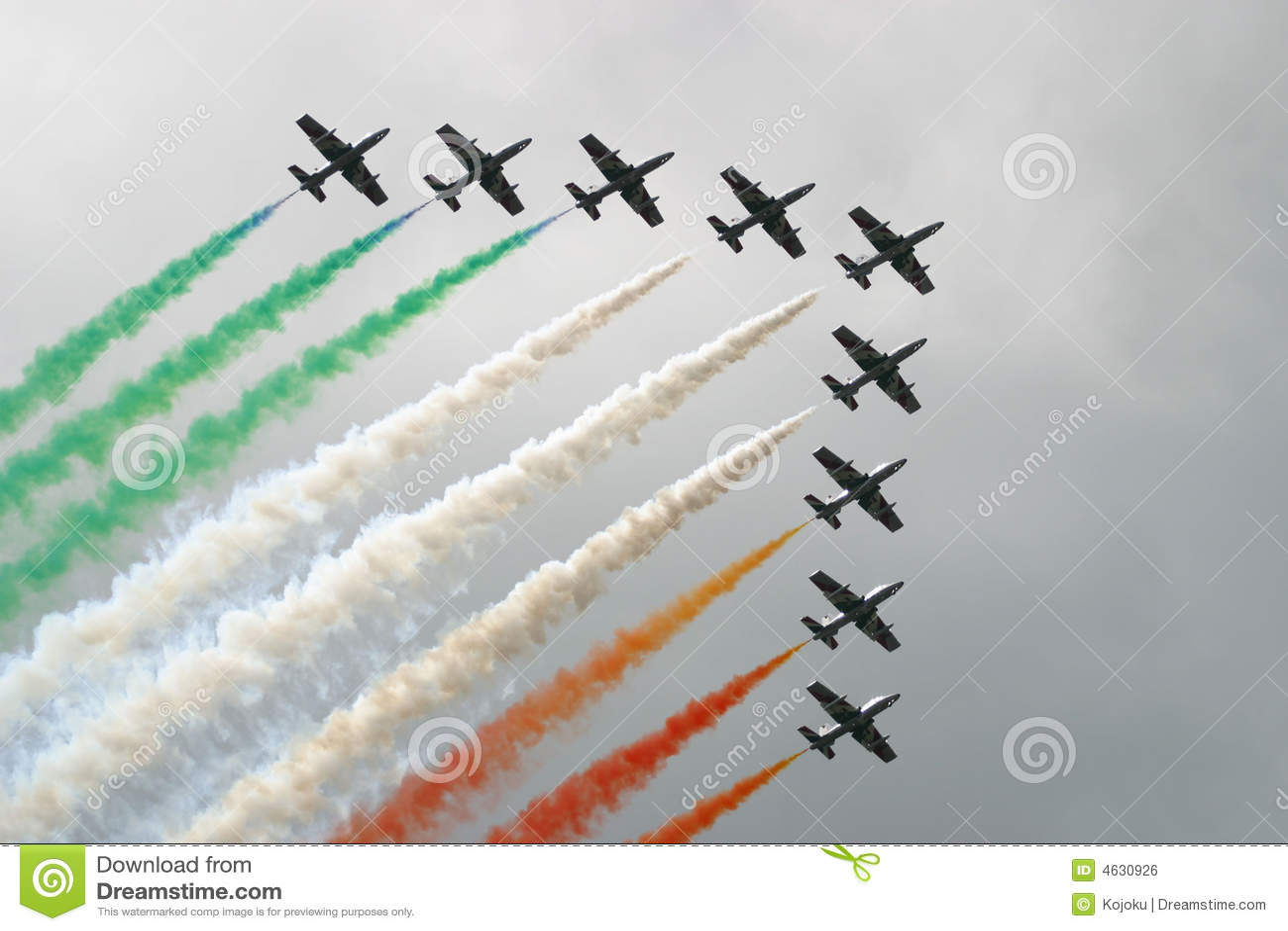 Italiaans luchteskader
