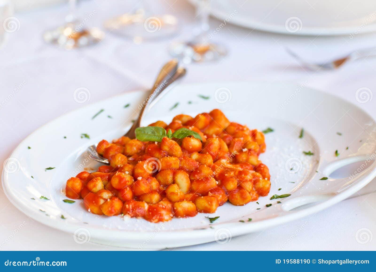 Italiaanse Deegwaren - Gnocchi Alla Sorrentina