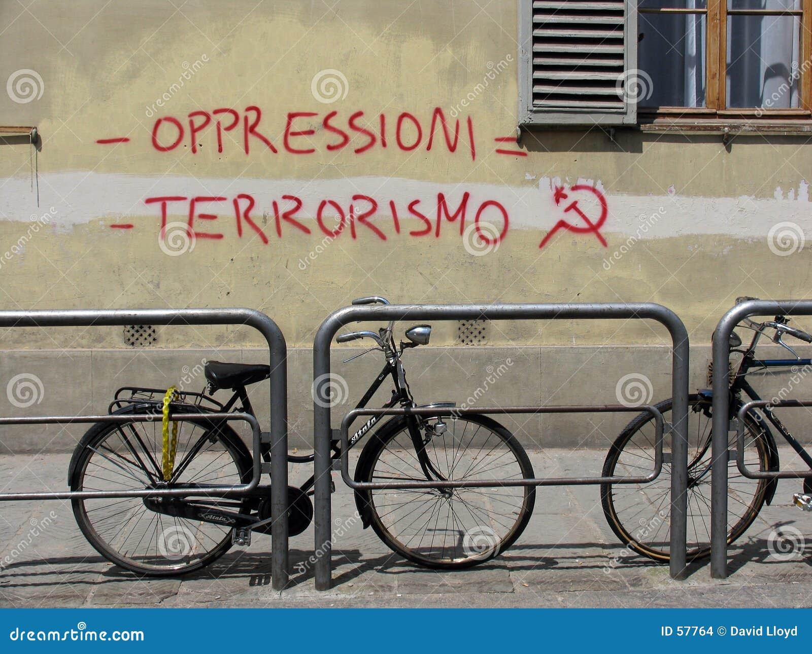 Italiaanse graffiti