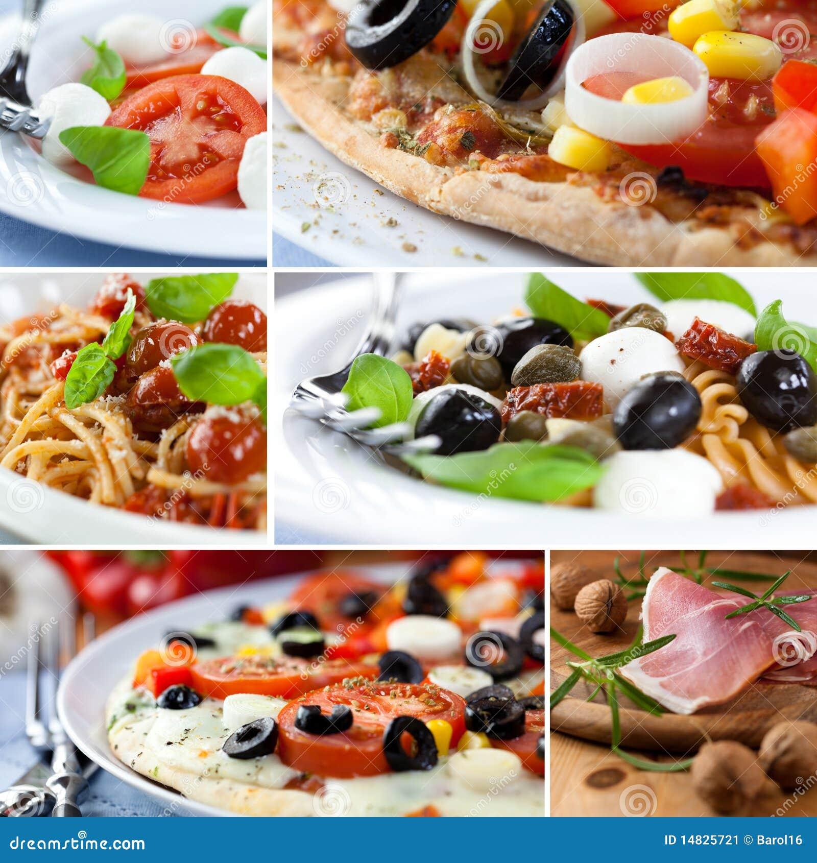 Italiaanse keuken stock afbeelding   afbeelding: 14825721