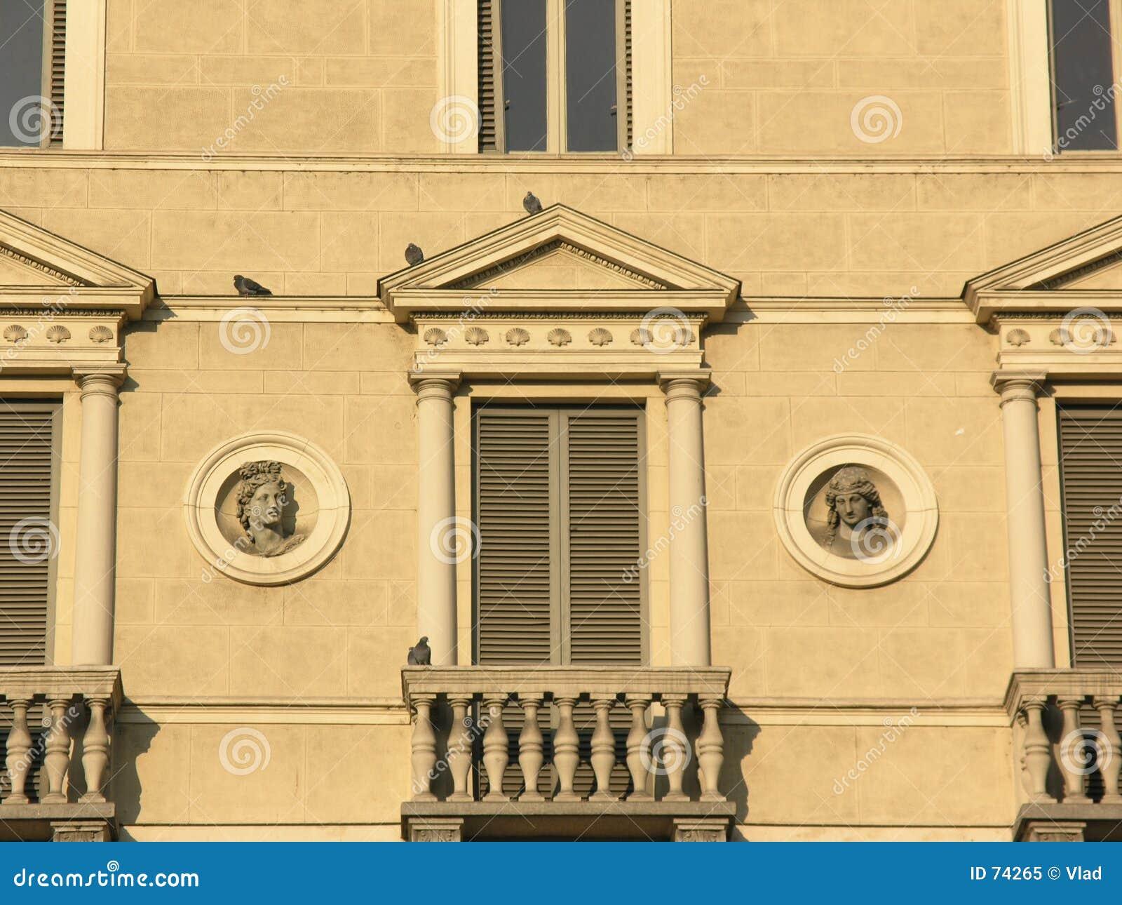 Italiaanse vensters