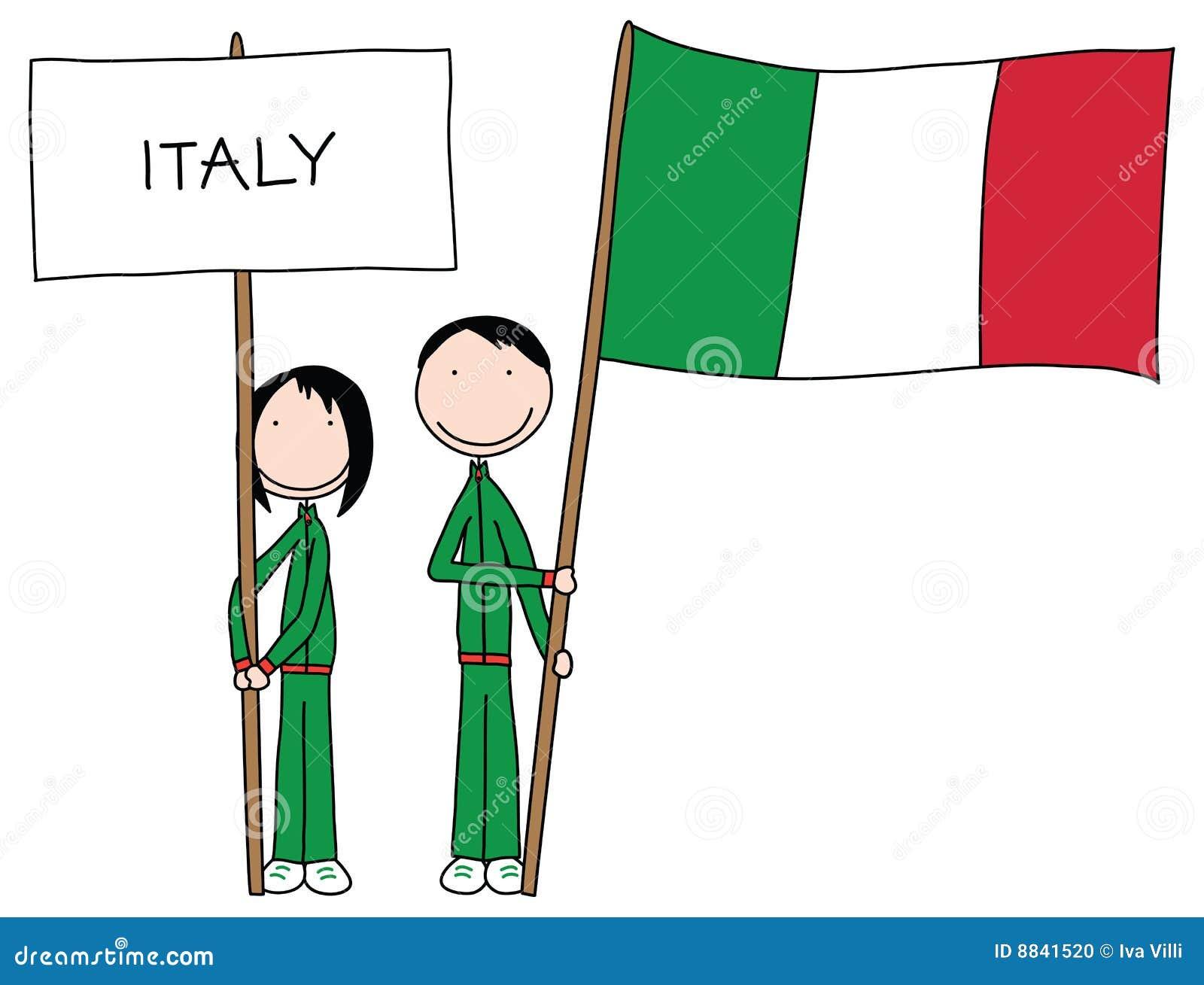 Italiaanse vlag stock foto beeld 8841520 - Italiaanse douchegel ...