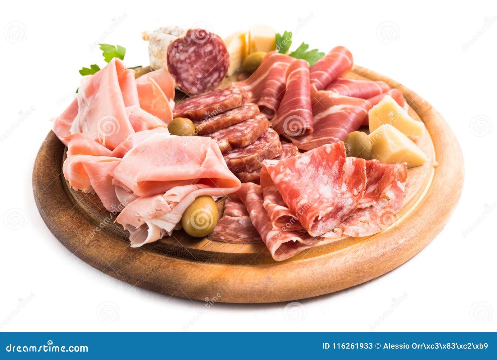 Italian Appetizers Platter Stock Image Image Of Delicatessen 116261933