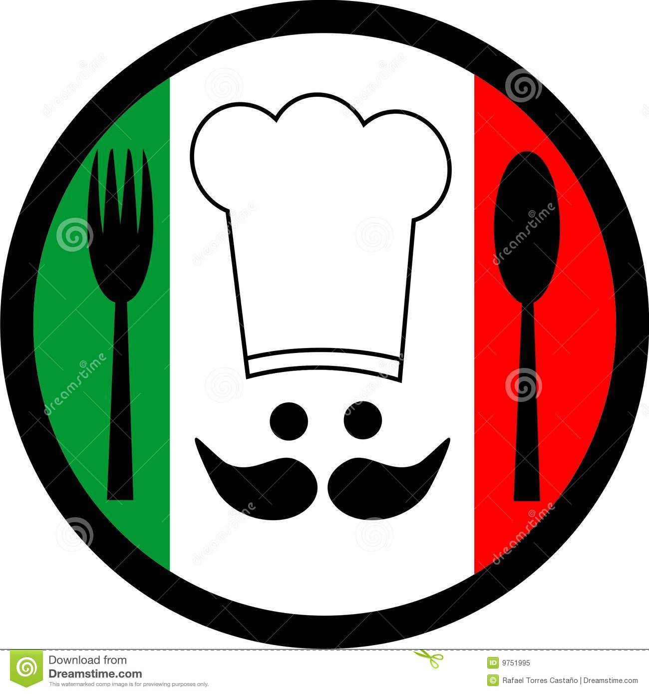 Italian Chef Royalty Free Stock Photo - Image: 9751995