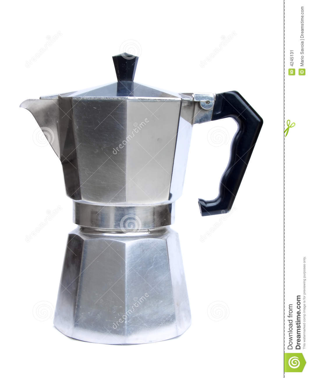 Italian Coffee Maker Stuck : Italian Coffee Maker Stock Photo CartoonDealer.com #37389300