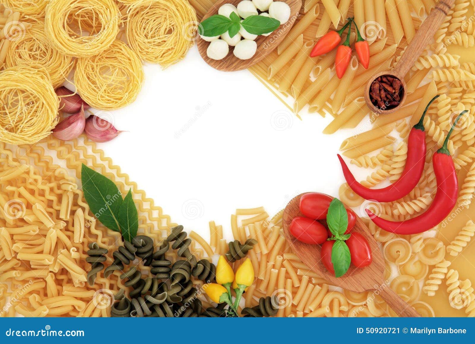 Italian food ingredients stock image image of italian 50920721 italian food ingredients forumfinder Gallery