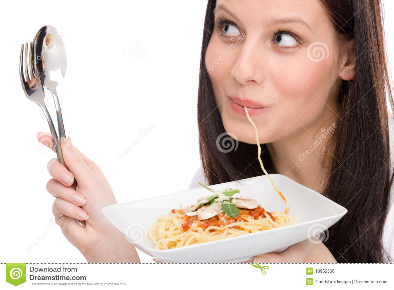 how to eat spaghetti properly
