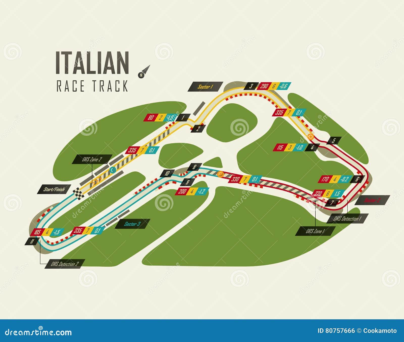 Monza Cartoons, Illustrations & Vector Stock Images