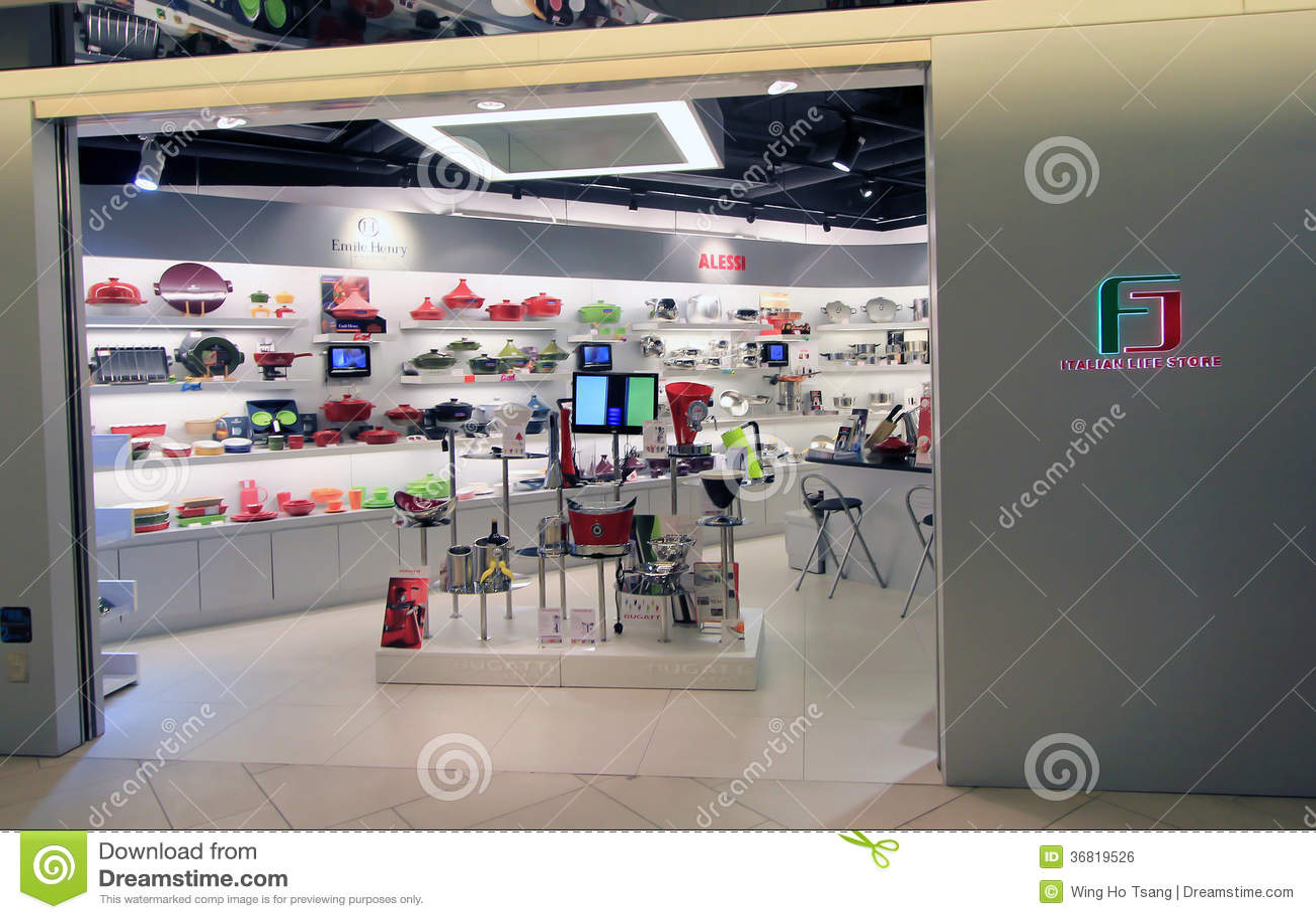 Italian Life Store In Hong Kong Editorial Photo - Image of shop ... 68c23d33d06e