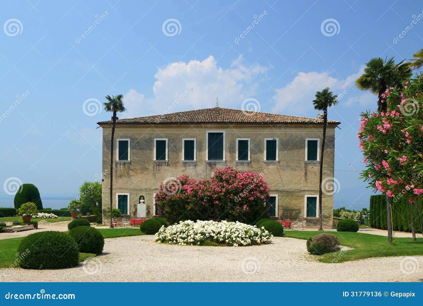 Brenzone Italy  City new picture : italian mansion villa brenzone villa guarienti di brenzone th century ...
