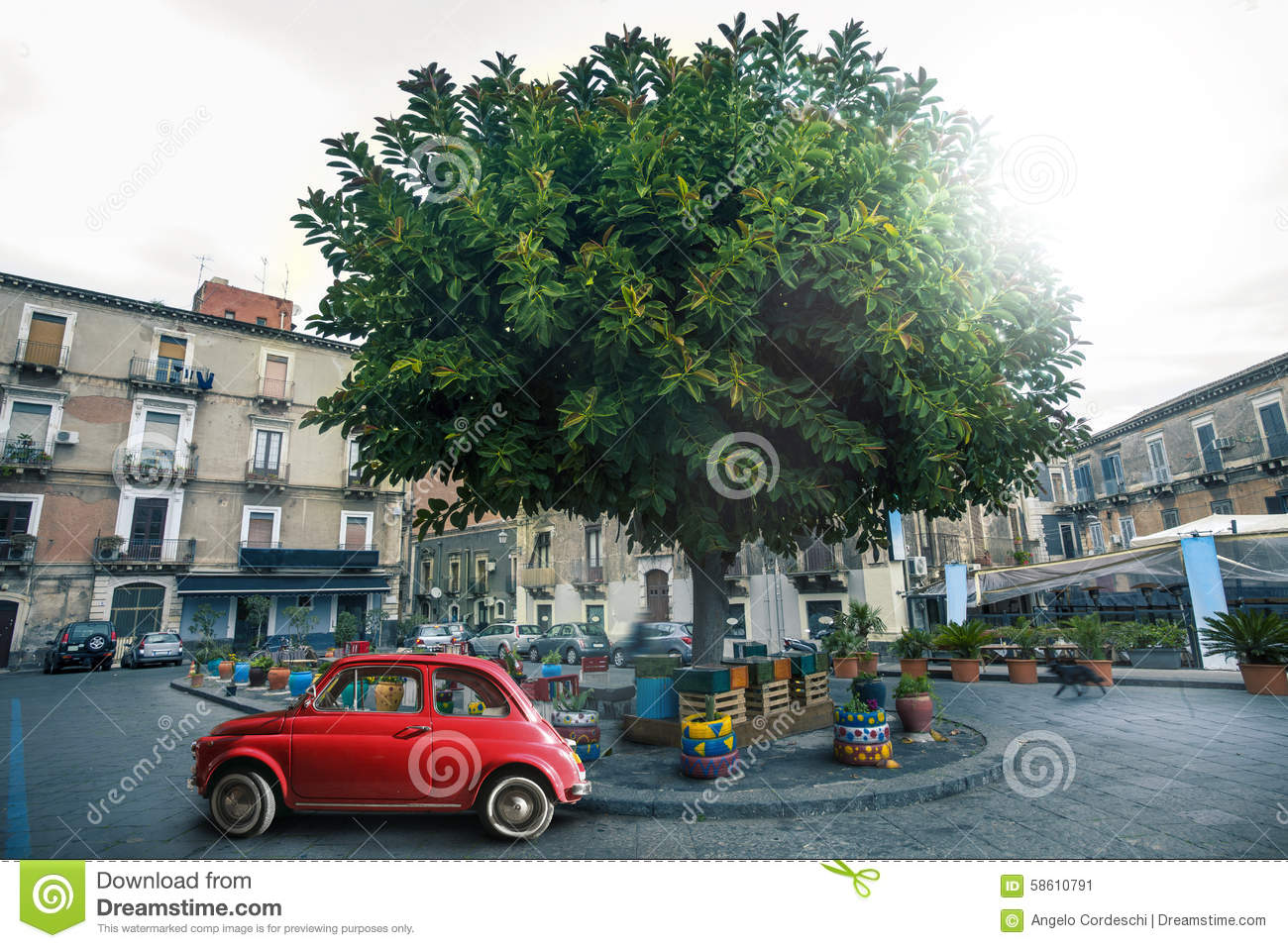 Stock Photo Italian Old Red Car Parked Near Tree Square City Catania Italy Small Sub pact Nobody Inside Image58610791 also Gucci Logo Wallpaper as well Royalty Free Stock Photography Seventies Image13002787 moreover Racetrack Wallpaper in addition Dude Perfect Wallpapers. on fiat 500 background
