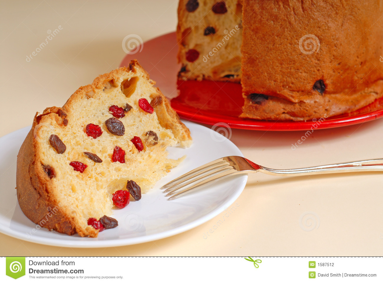 Italian panettone christmas bread with tan background stock photography image 1587512 - Make delicious sweet bread christmas ...