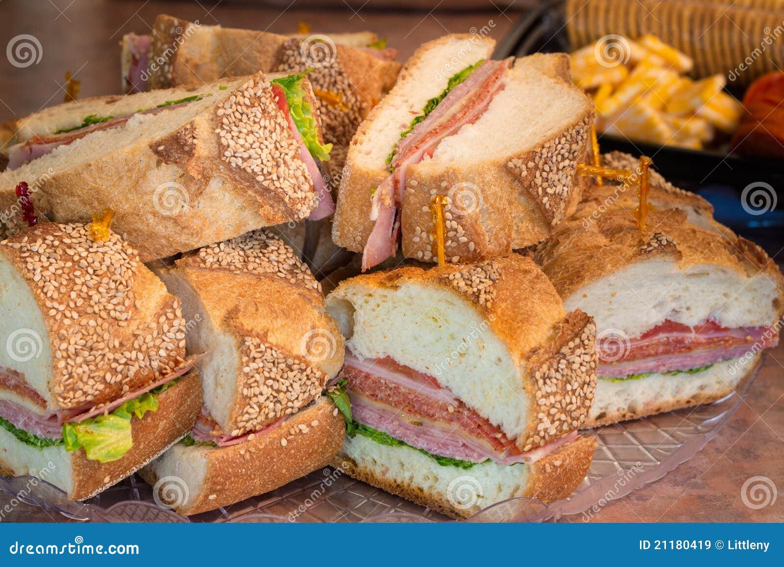 Italian Party Sandwich