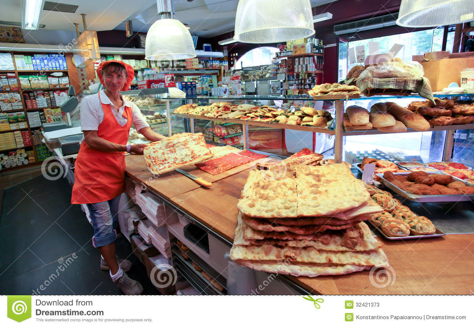 Best Food Market Rome