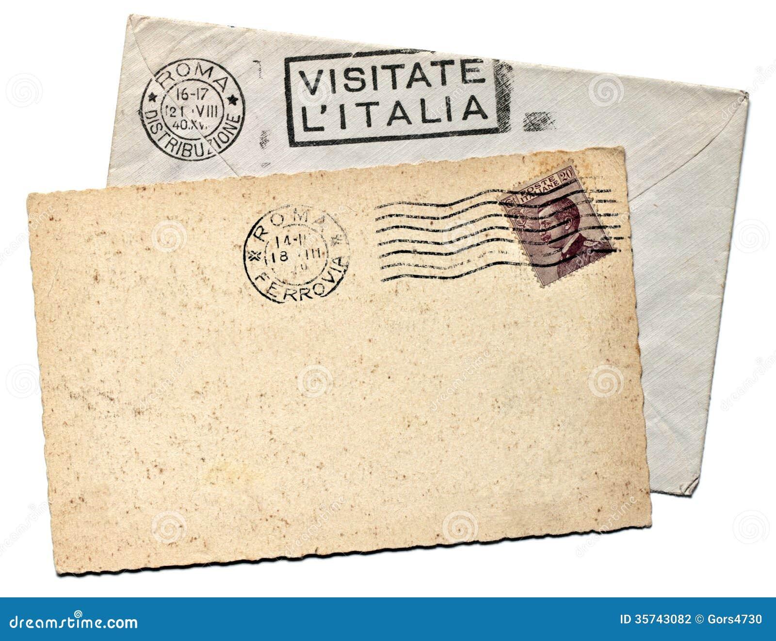 Italian handwritten postcard letter stock photo image 39254147 - Italian Postcard Stock Photography Italian Postcard Italian Handwritten Postcard Letter