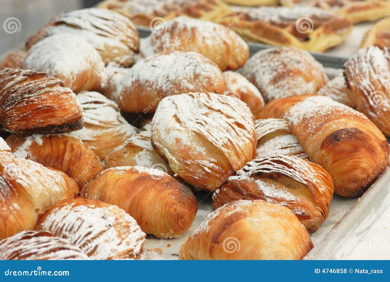 Italian Sfogliatelle Pastry Royalty Free Stock Photos - Image: 4746858