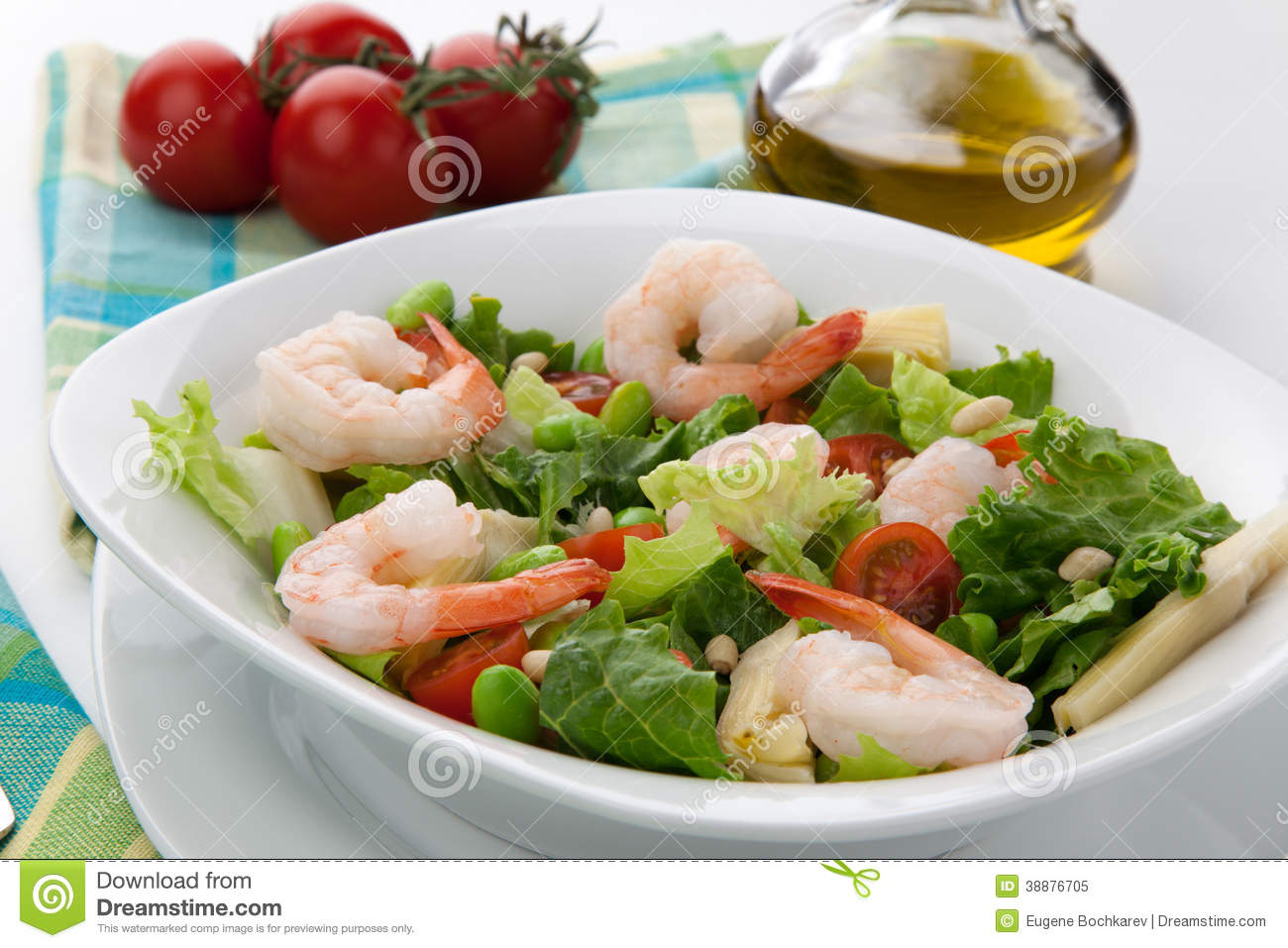 Shrimp And Fava Beans With Tomatoes And Kalamata Olives Recipes ...