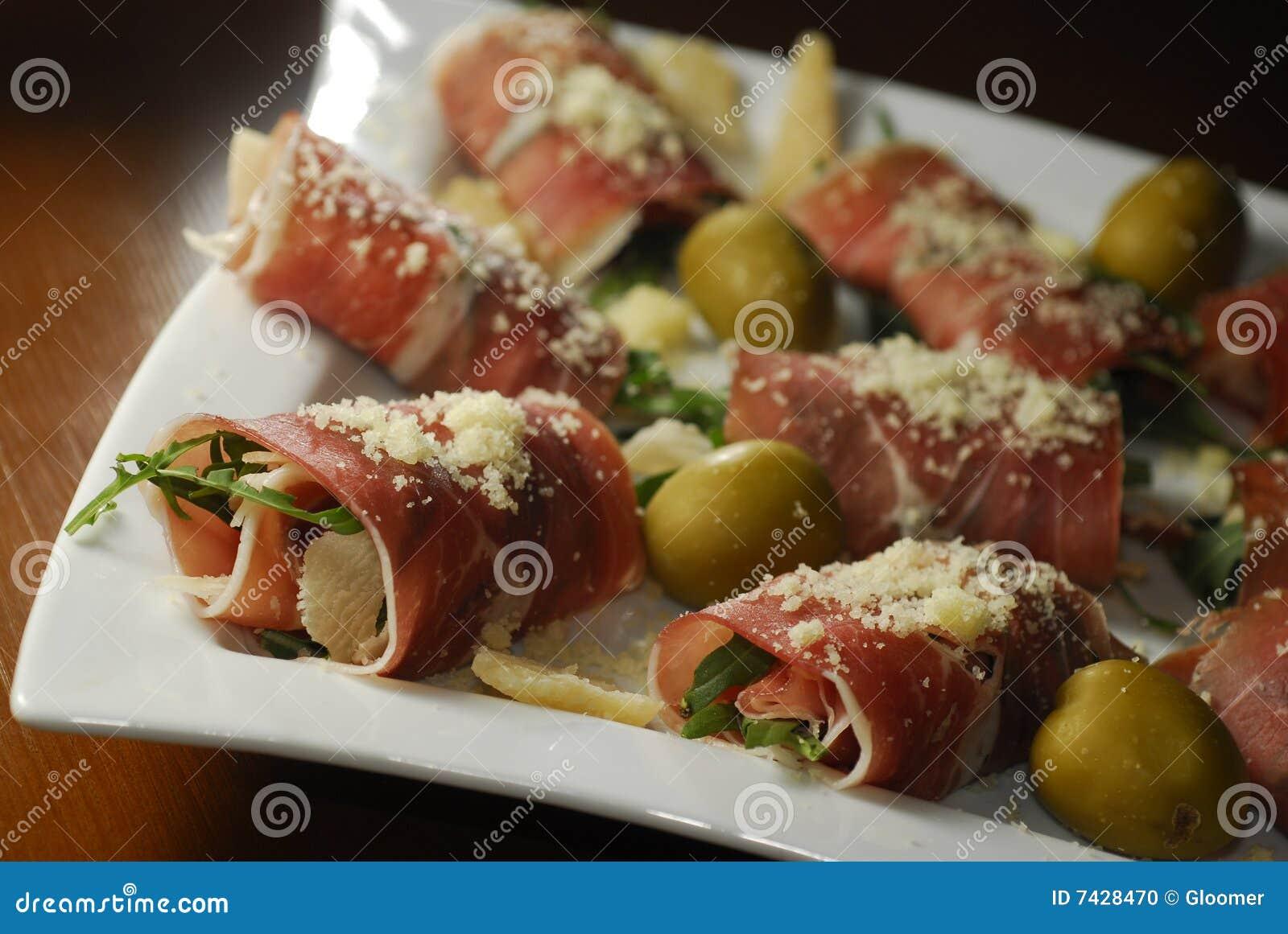 Italian snacks stock photo image 7428470 for Italian snacks