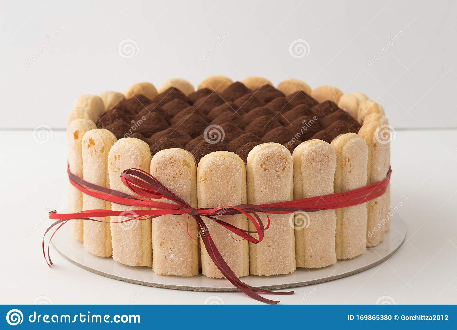 Astounding Italian Tiramisu Dessert Served On A Plate Fresh Birthday Cake Personalised Birthday Cards Beptaeletsinfo
