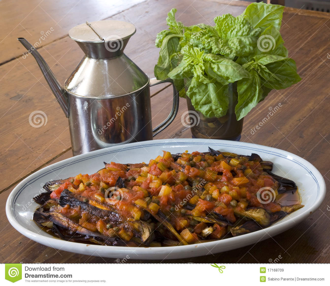 Italian Vegetarian Stew Royalty Free Stock Images - Image: 17168709
