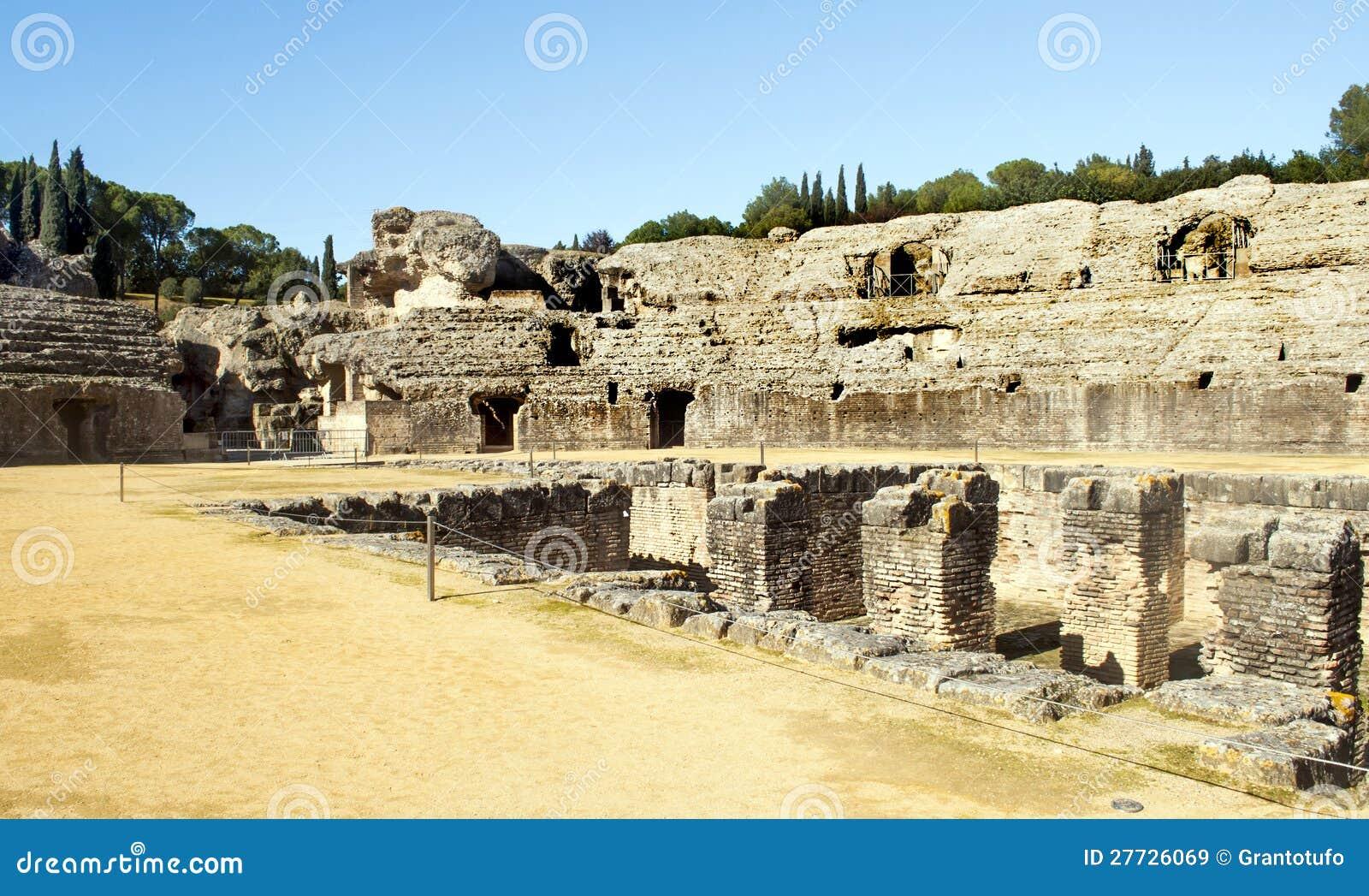 Italica Kolosseum