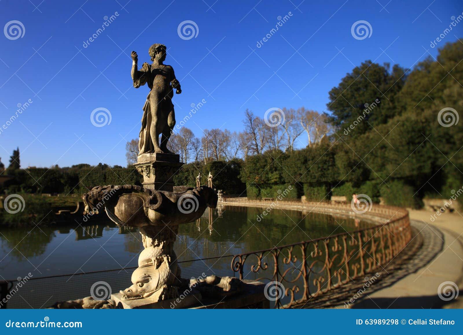 Florenz Garten