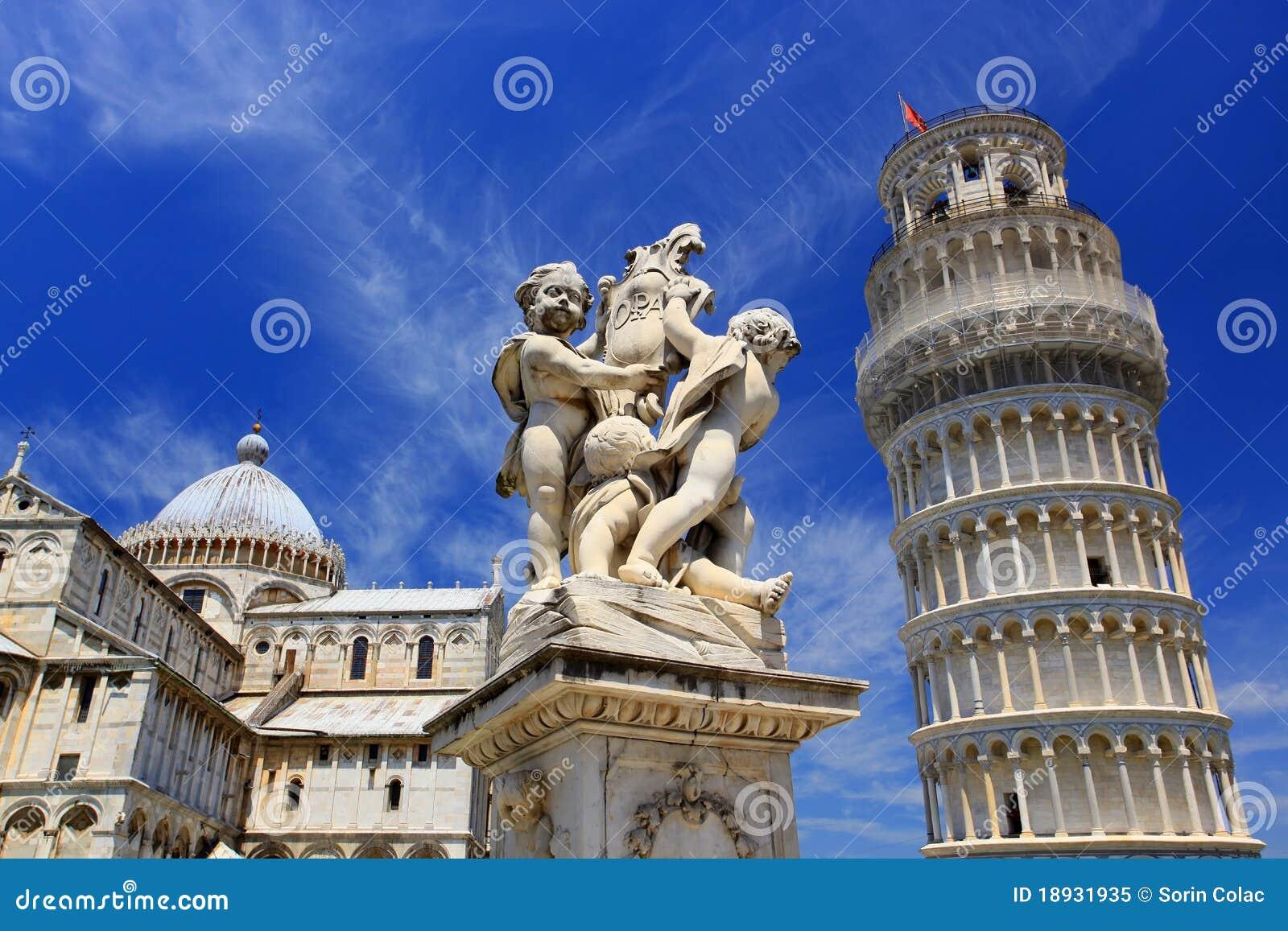 Italien, Pisa