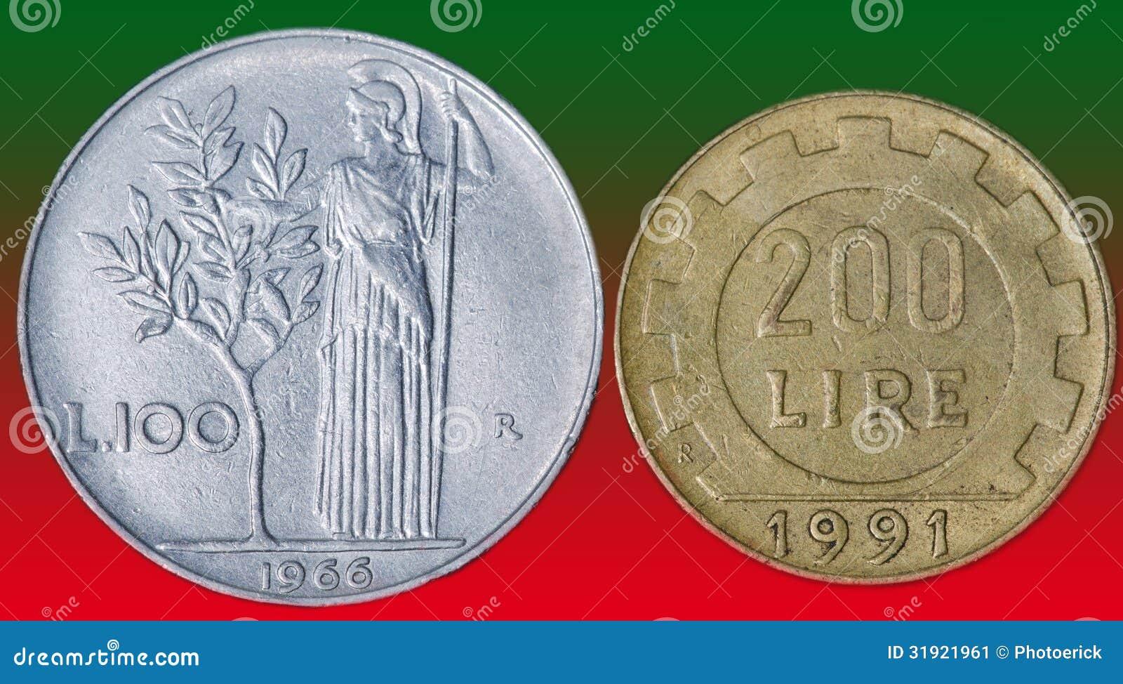 Italienische Lira Stockbild Bild Von Lira Spend Pound 31921961