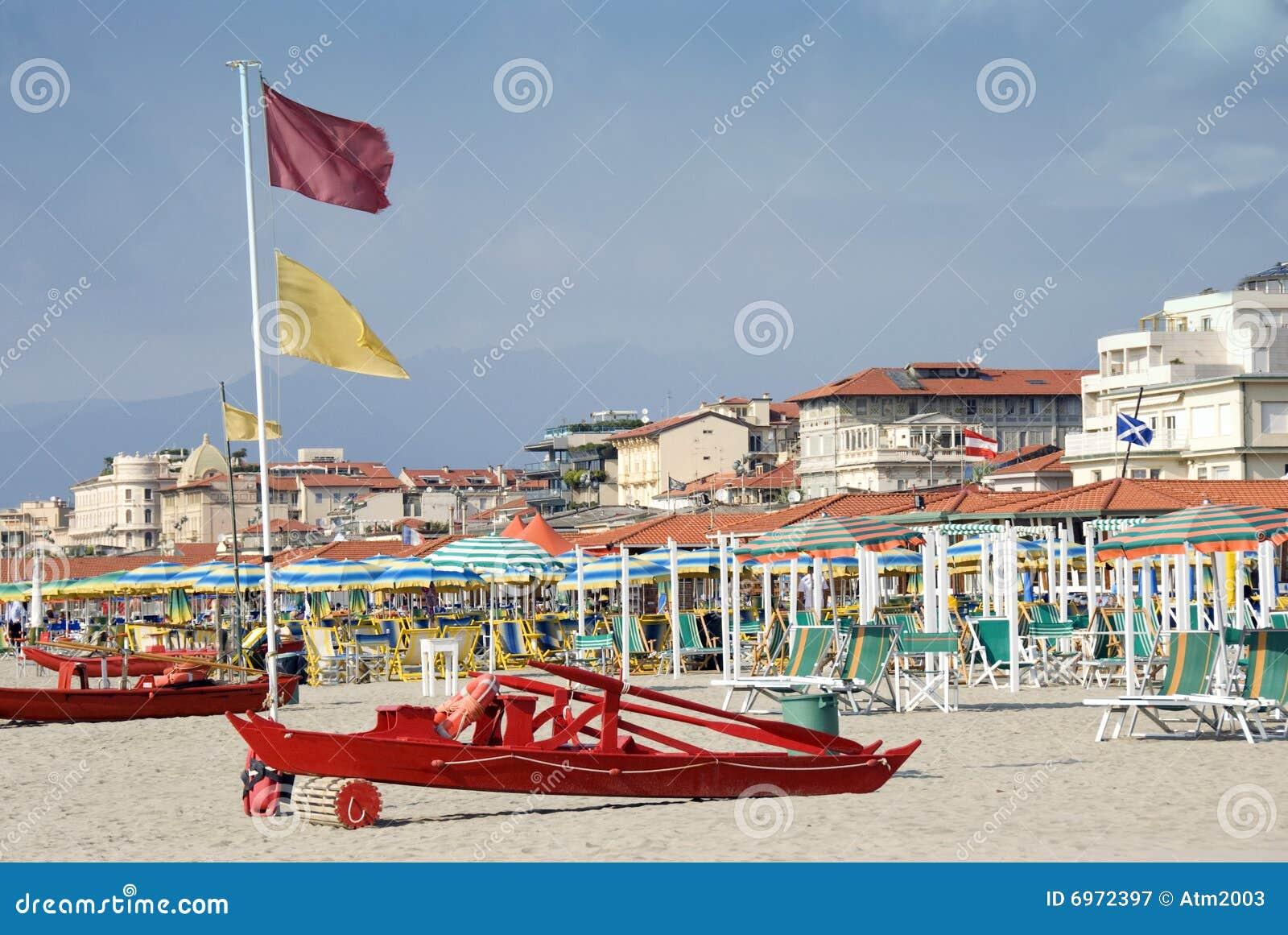 Italienischer Strand