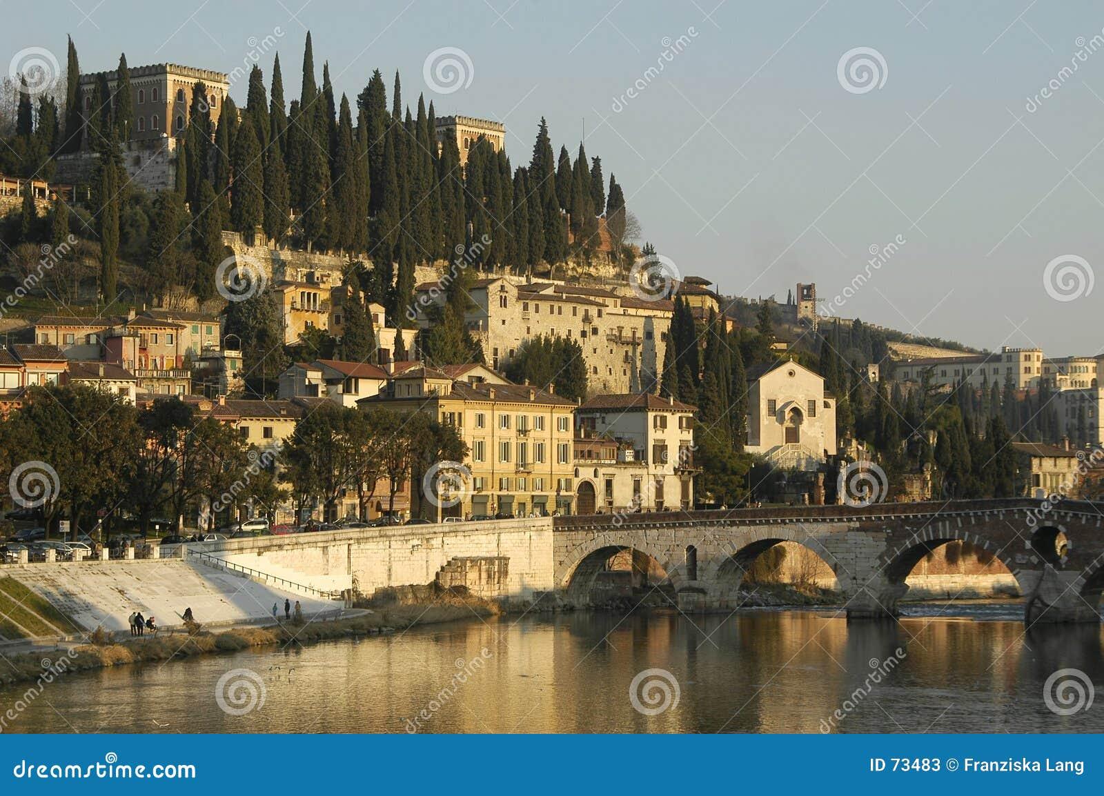 Italienisches Stadtbild