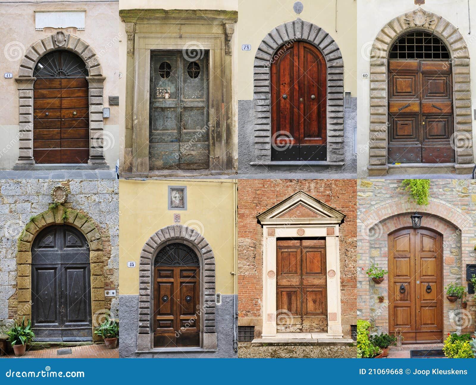 Italienska dörrar