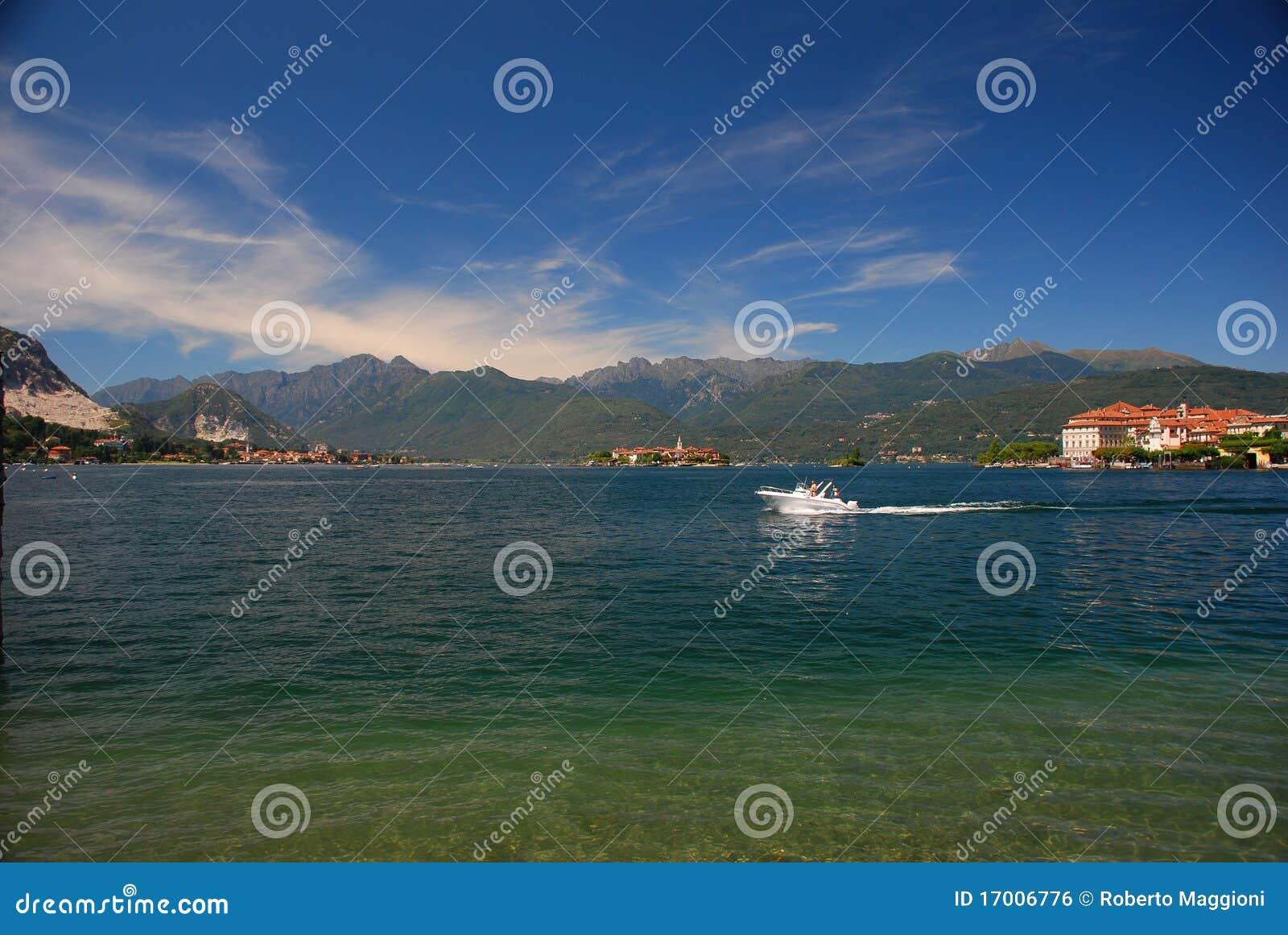 Italy jeziora maggiore