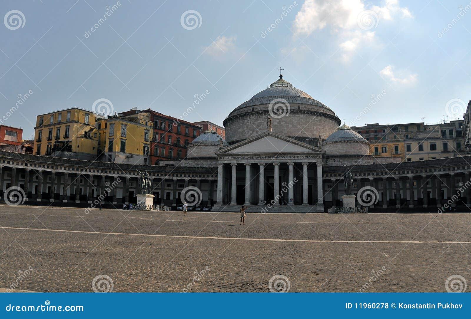Italy, Nápoles,