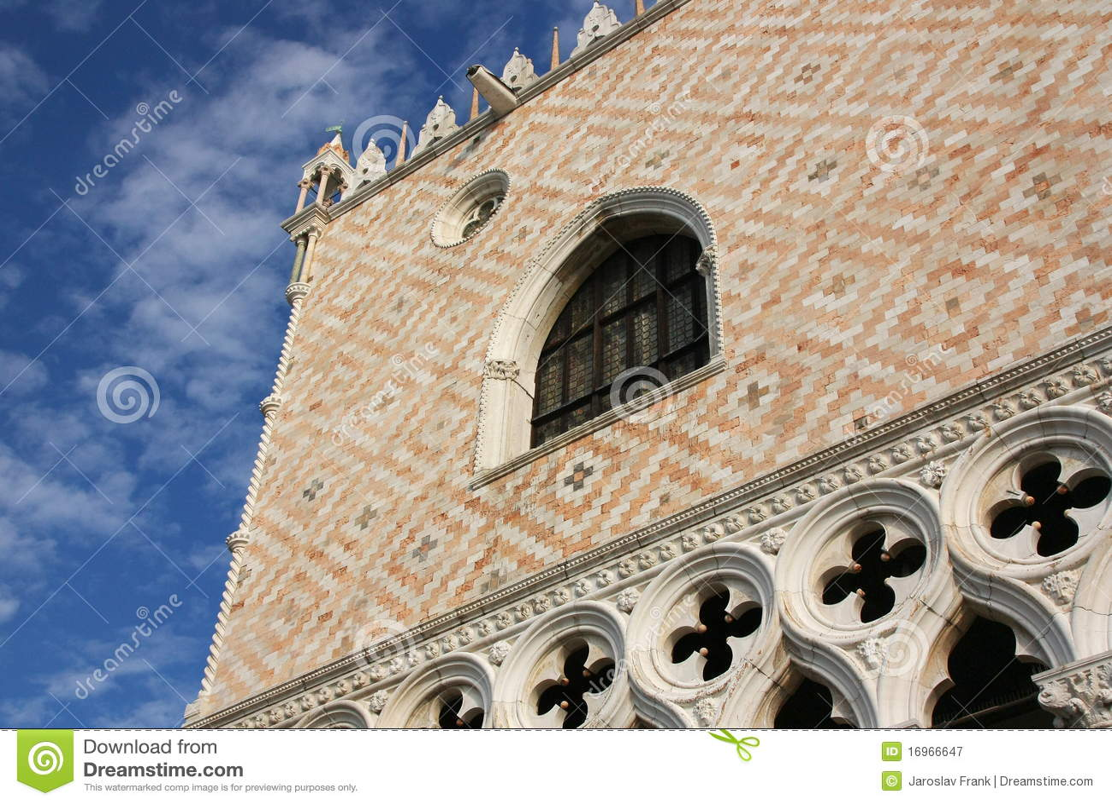 Italy pałac Venice
