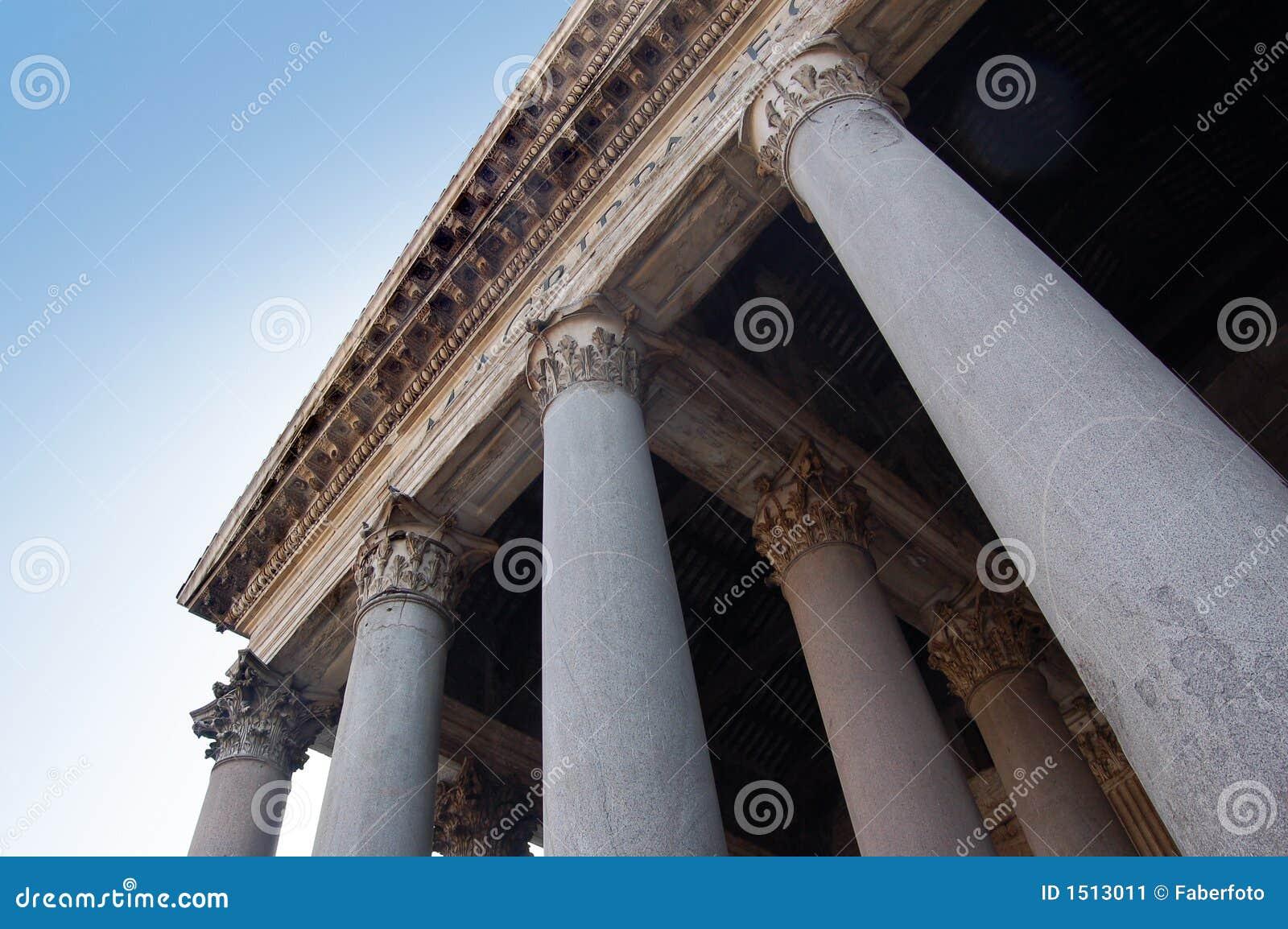 Italy pantheon rome