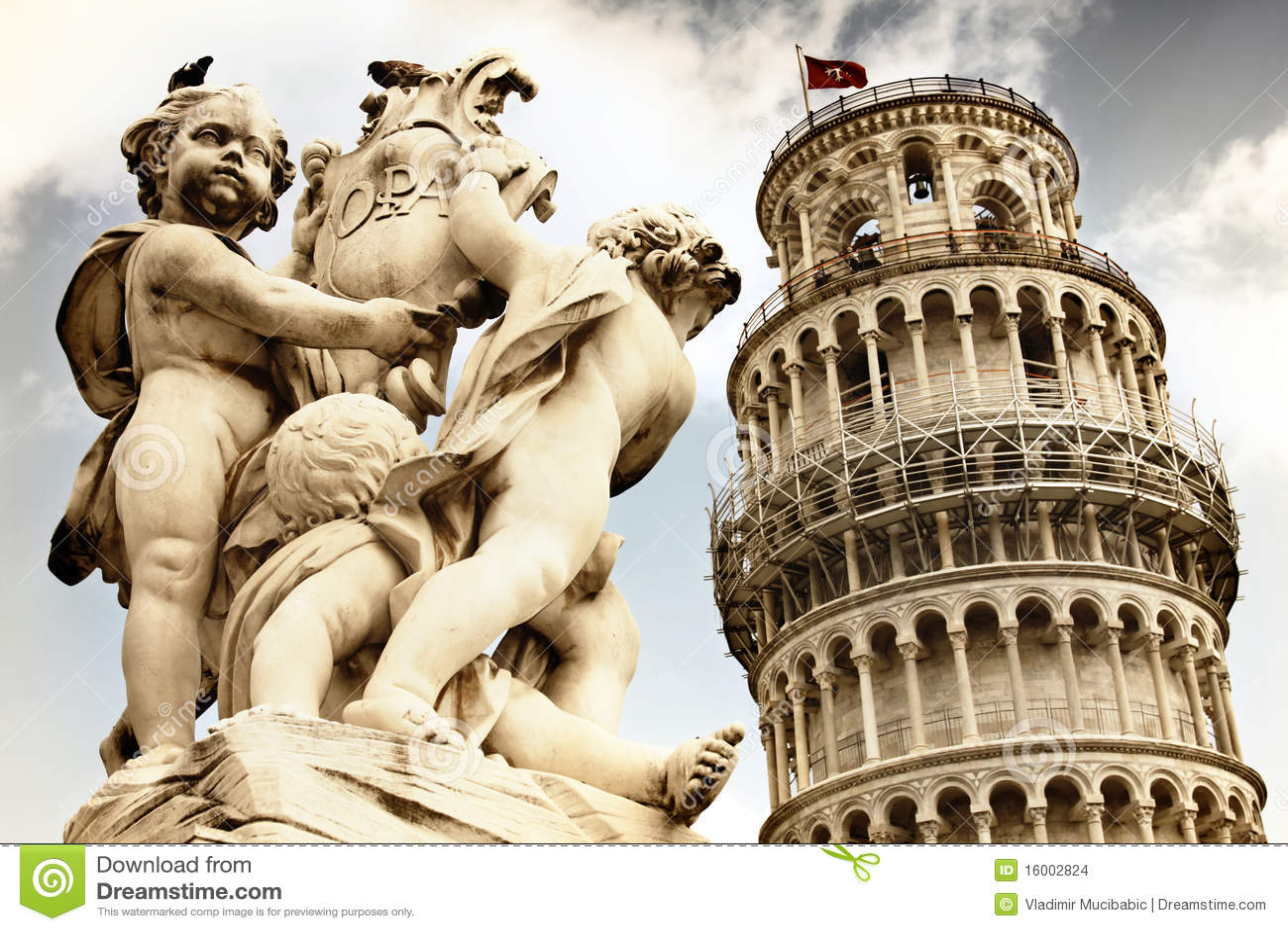 Italy pisa tuscany