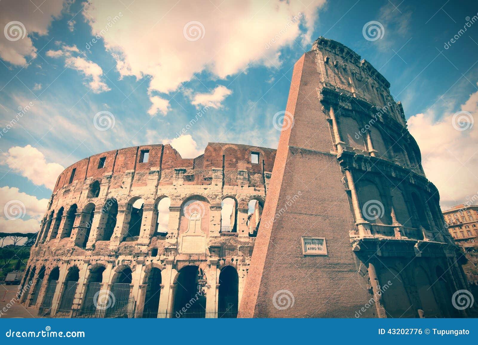 Download Italy rome arkivfoto. Bild av lokal, roma, filtrerat - 43202776