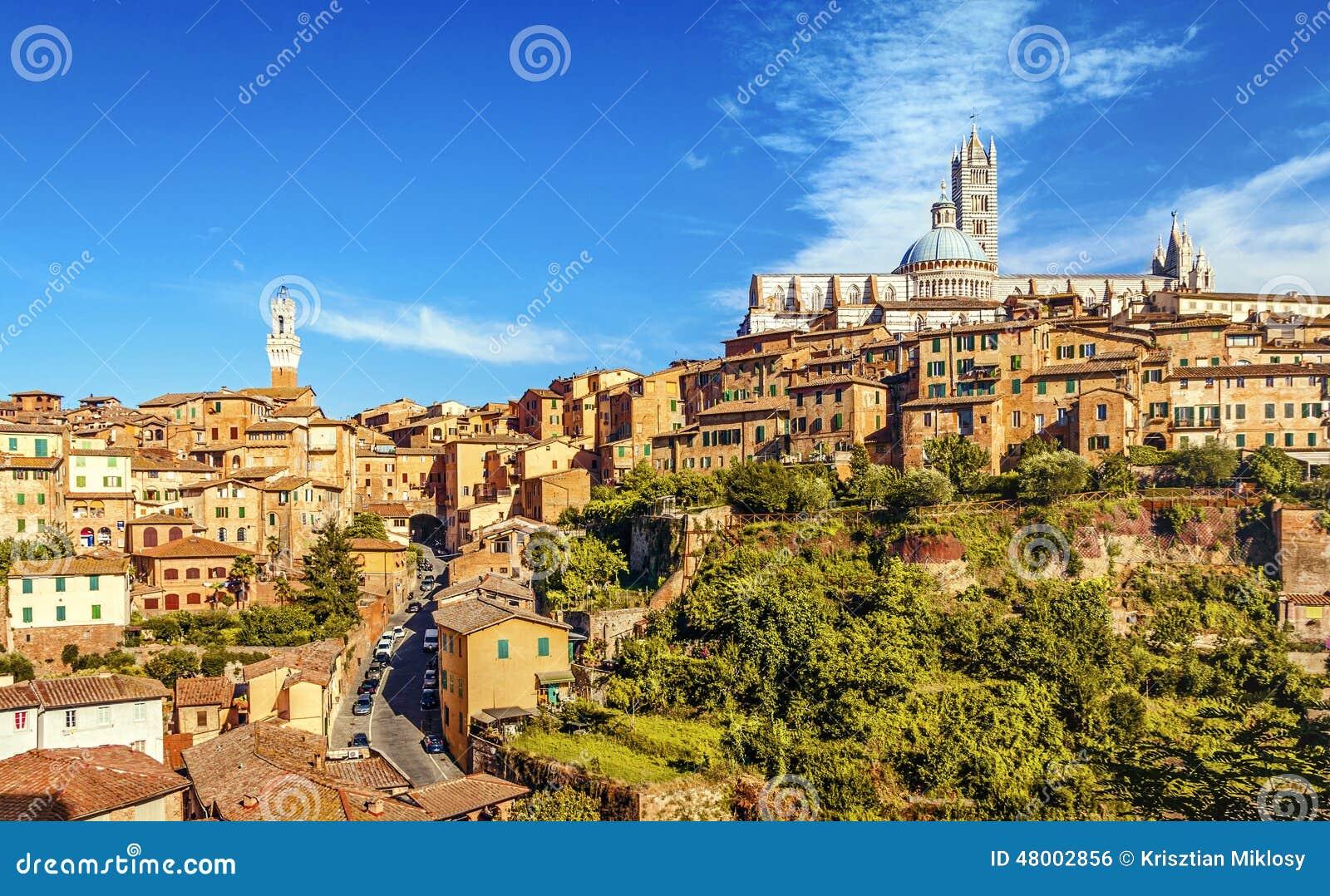 Italy Siena Tuscany