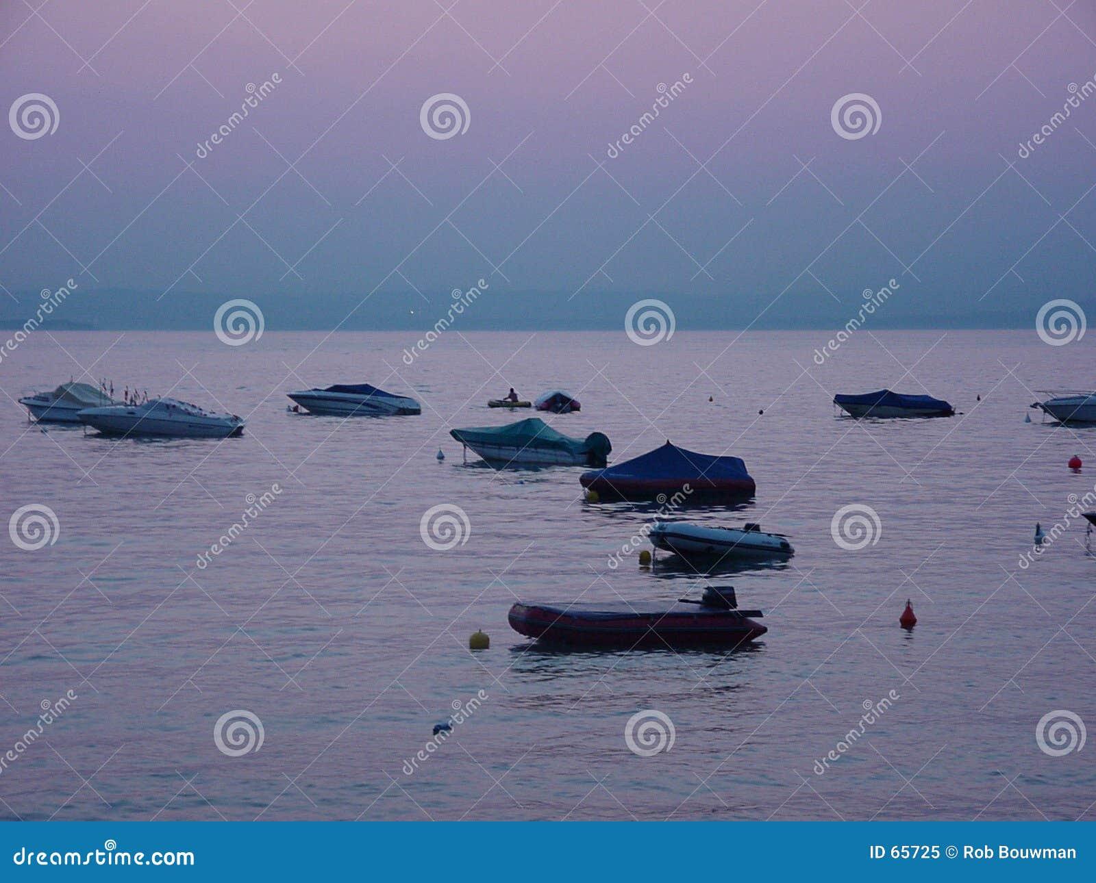 Italy solnedgång