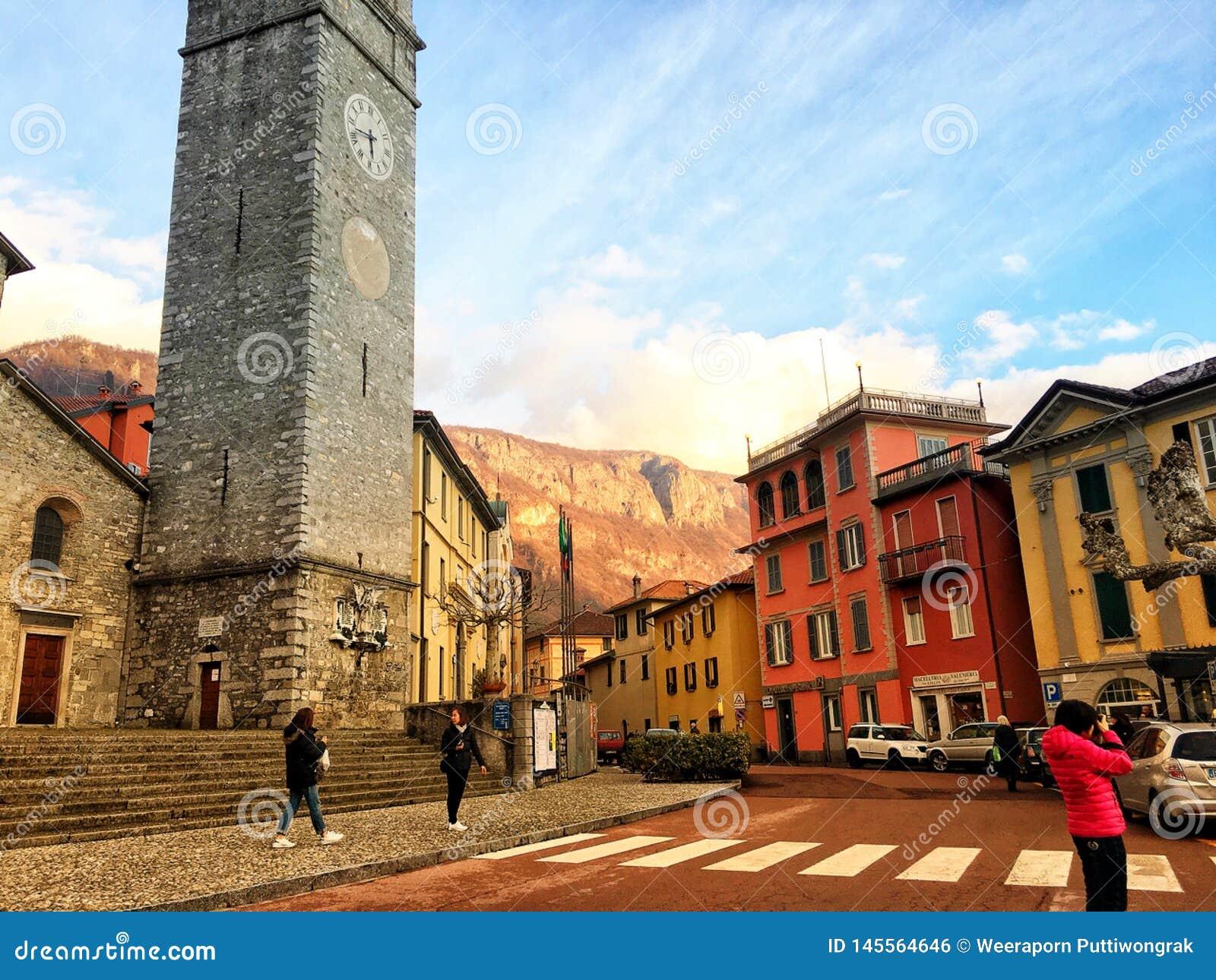 Italy varenna