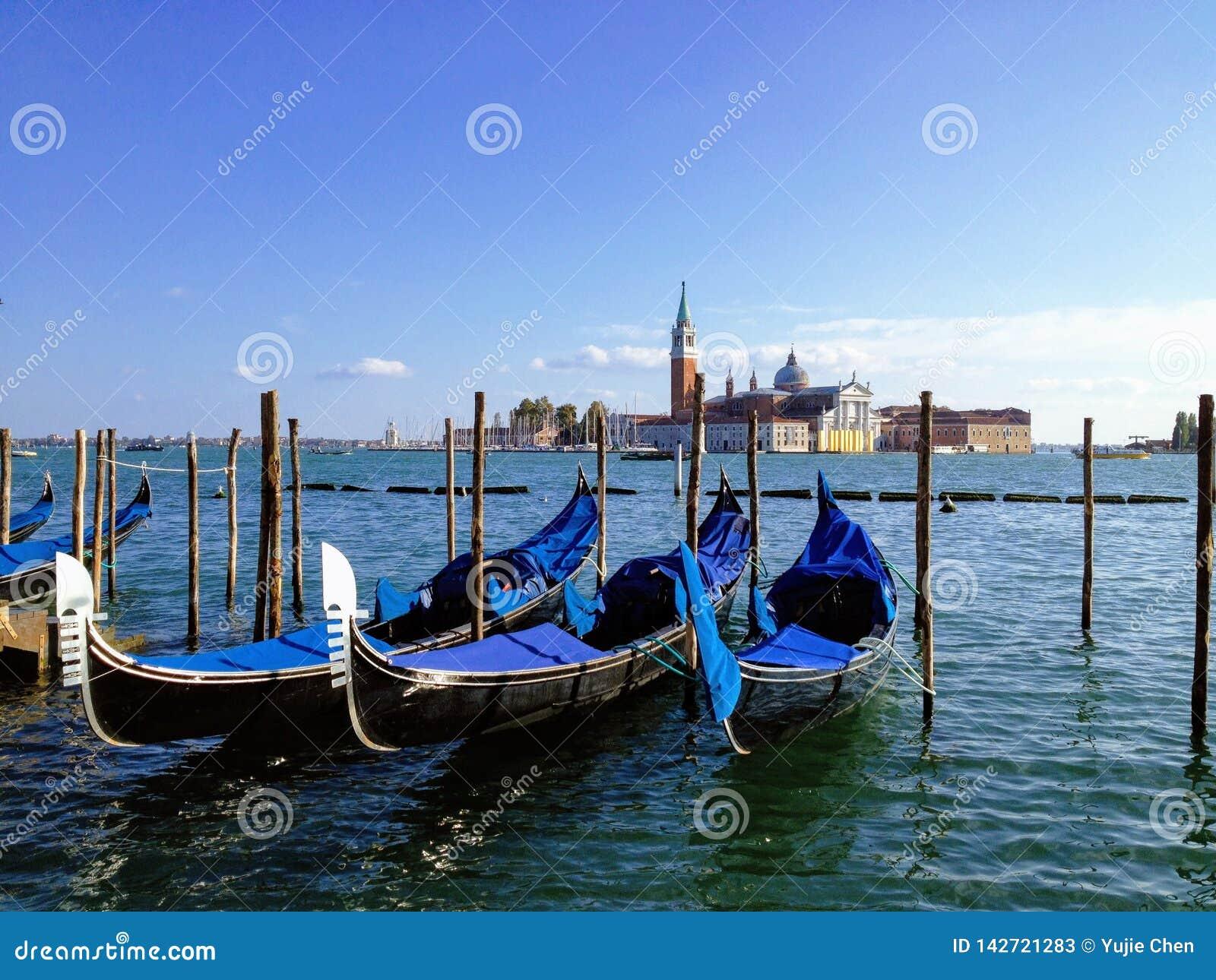 Italy widok Venice